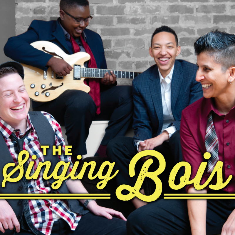 The Singing Bois EP (2018)